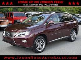 lexus suv 2004 models used lexus rx for sale with photos carfax