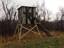 Tree Trunk Hunting Blind Oak Ridge Hunting Blinds Ohio Outdoor Structures Llc