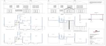architectural plans building plans berkshire wargrave