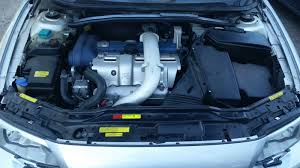 2004 volvo s60r engine and 6 speed manual