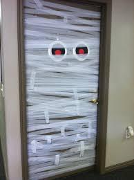 Cheep Halloween Decorations 58 Halloween Mummy Door Decorations Halloween Door Themeschurch Net