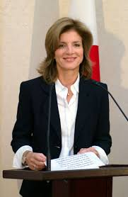 caroline kennedy next ambassador to japan made her first