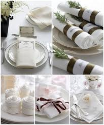 how to fold napkins for a wedding 42 best wedding napkin folds and menu cards images on
