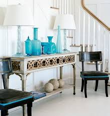 Turquoise Living Room Decor Best Decorating With Turquoise Contemporary Interior Design