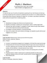 Secretary Resume Templates Makeup Artist Instructor Resume Sample Resume Examples
