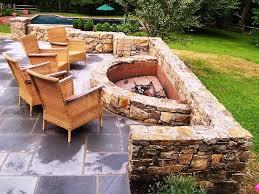 Cool Backyard Ideas On A Budget Diy Backyard Fire Pits On A Budget Home Fireplaces Firepits