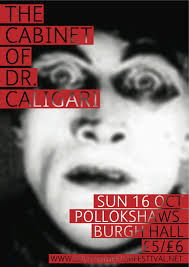 The Cabinet Of Dr Caligari 2005 Film by Southside Happenings October 2011