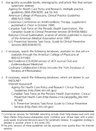 using systematic reviews in clinical education annals of