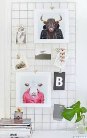 cute ways to hang art without frames hanging art gallery wall