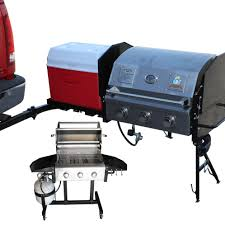 Backyard Grill 3 Burner by Mvp 9212 Package 3 Burner Grill Large Arm Ice Chest Tray