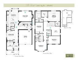 Floor Plans Perth Mount Pleasant North By Mattamy Homes In Brampton On Prices