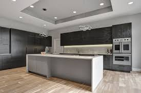 modern kitchen black cabinets designs with black cabinets custom crafted by kountry kraft