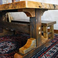 rustic dining table legs images of rustic dining tables black mountain reclaimed rustic