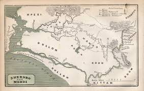 Ancient Map Of Africa by Sierra Leone Web Historic Maps Of Sierra Leone From The Gary