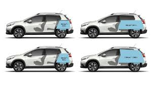 peugeot 2008 new car showroom suv technical information