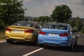 bmw m3 the bmw m3 f80 sedan and the m4 coupe f83 everything about