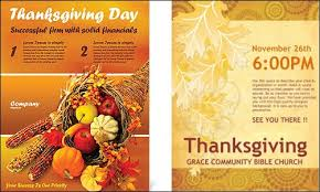 thanksgiving dinner flyer templates for free happy thanksgiving