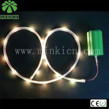 Led Strip Lights Battery Powered Minki Remote Control Waterproof Aa Battery Powered Led Strip Light