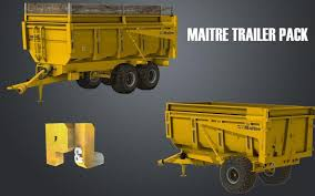 Seeking Trailer Fr Maitre Trailer Pack For Fs 2017 Farming Simulator 17 Mod Ls