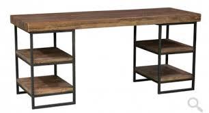 Modern Industrial Desk Vintage Modern Industrial Rustic Desks Home Office Desks