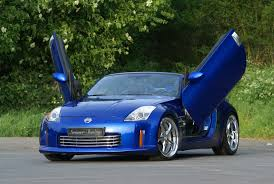 new nissan z senner tuning nissan 350z roadster thunder car tuning