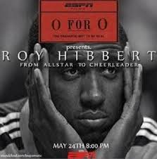 Roy Hibbert Memes - gilbert arenas tracy mcgrady troll roy hibbert after scoreless