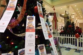 salvation army christmas angel tree program christmas lights