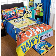 Spongebob Bedding Sets Nickelodeon Spongebob Squarepants Comforter Sheet Set Lapg