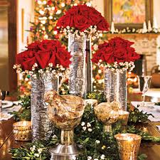 Christmas Tables Decorations Ideas by Outstanding Elegant Christmas Table Centerpieces 32 About Remodel