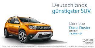 Dacia Autohaus Twent Neuwagen Gebrauchwagen Werkstatt