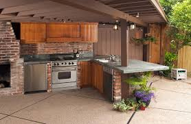How To Design An Outdoor Kitchen Architectural Outdoor Kitchen Design Kitchentoday