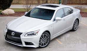 lexus ls 460 f sport review motoring for the discerning driver an in depth review of the