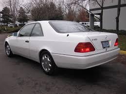 mercedes s500 1996 1996 mercedes s500 coupe luxury pristine
