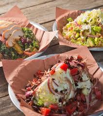 cuisine de cochon three cochon big salads picture of cochon volant bbq sonoma