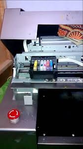 reset epson 1390 printer print dtg tipe epson 1390 error blinking youtube