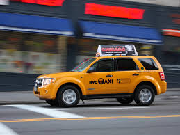 Ford Escape Yellow - file ford escape nyc taxi hybrid 2 jpg wikimedia commons