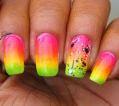 crazy summer nail design ideas easy fashion style trend nails