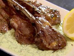 barefoot contessa lamb chops greek lamb with yogurt mint sauce recipe ina garten food network