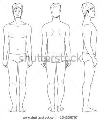 human body sketch stock images royalty free images u0026 vectors