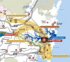 commute map kelvin nicholson s abode sydney commute times mapped part 2