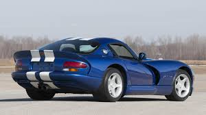 Dodge Viper Gts - 1997 dodge viper gts coupe t196 1 indy 2016
