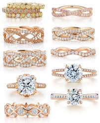 rings bridal 2012 bridal trends gold engagement and wedding rings king