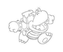 10 images dry bowser coloring pages bowser coloring pages