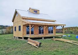 a frame house plans with garage kits for 20 x 30 timber frame cabin jamaica cottage shop