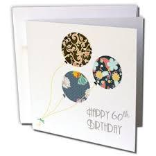 60 year birthday card cheap 60th birthday cards find 60th birthday cards deals on line