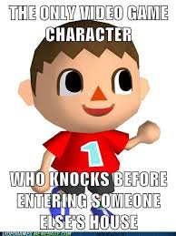 Animal Crossing Meme - good guy animal crossing kid animal video games and gaming