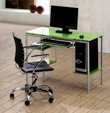 Slim Computer Desk Astonishing Slim Computer Desks 95 With Additional Interior Design