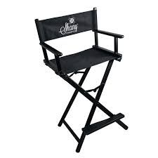portable makeup chair with side table foldable makeup chair portable makeup chair lightweight aluminum
