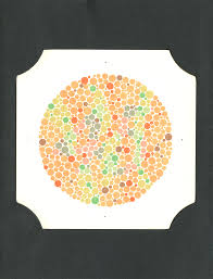 tests for colour blindness