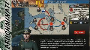 siege axis conqueror 4 axis caign 9 siege of leningrad no generals